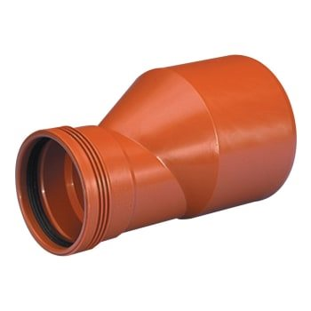 Uponor PVC-reduktion 200-160mm
