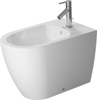 Duravit ME by Starck back-to-wall bidet 600x370 mm
