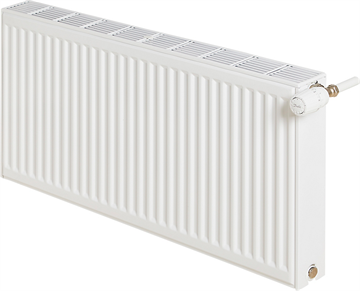 Altech C4 radiator 22 - 600 x 1000 mm. RAL hvid 9016