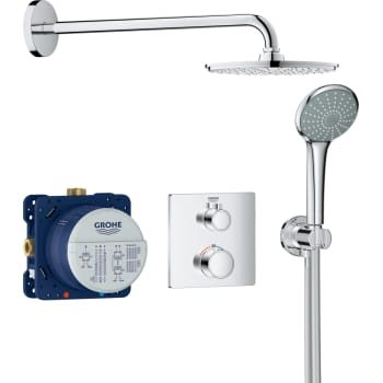 Grohe Grohtherm 3000 Cosmopolitan Brusesystem