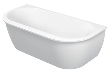 Duravit Darling New Badekar back-to-wall 1900 x 900 mm med frontpanel