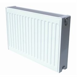 Altech kompakt radiator type 22 højde 500 mm