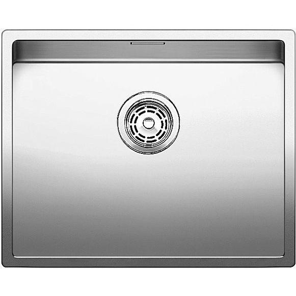 Fremragende Blanco Claron 500-U køkkenvask i rustfrit stål 540 mm KN29