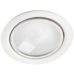 Flash Light dl-3120 m/lys klart glas sort