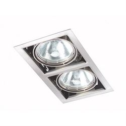 Flash Light base 2 2xar111 75w g53 iso bs