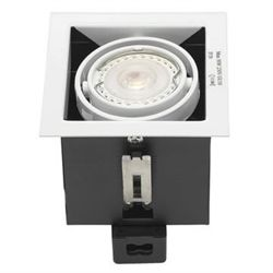 Flash Light dl-221 iso 1x6w dim led hv