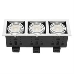 Flash Light dl-223 iso 3x6w dim led hv