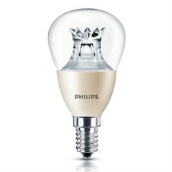 Philips master led krone 6w e14 klar d