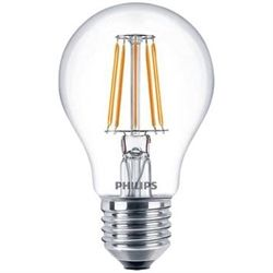 Philips led filament std 4,3w e27 klar
