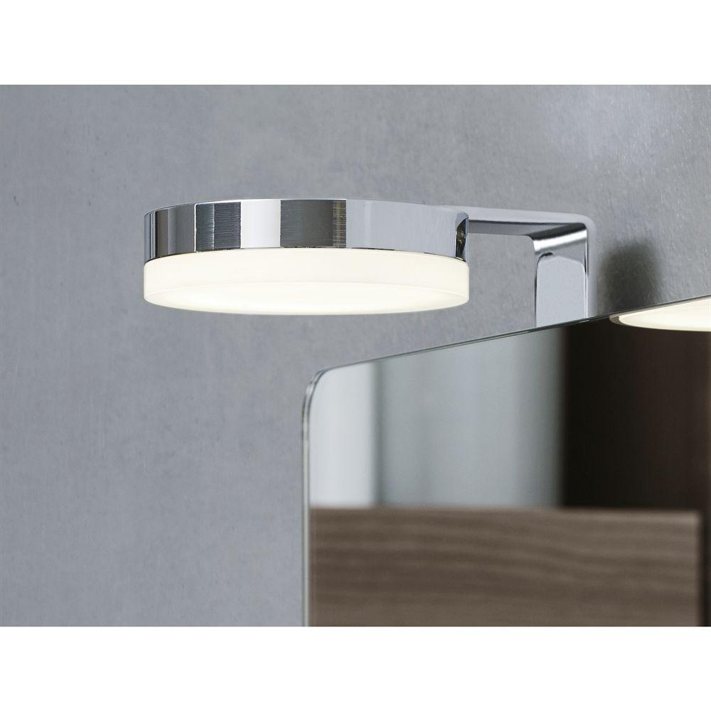 Top Dansani Jupiter lampe LED til spejl MED LYSSTYRING CB07