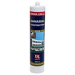 Dana Lim byggesilicone 515 grå - 300 ml