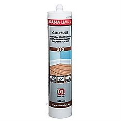 Dana Lim gulvfuge 553 sort - 290 ml