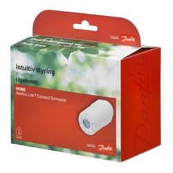 Danfoss Home Link Connect term 1x connect termostat + ventil adaptere.