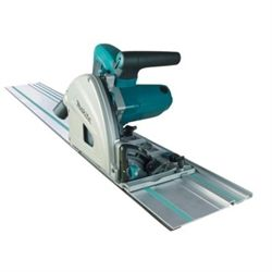 Makita dyksav i kuffert 1300W Anti-kip konstantelektronik med 1400mm skinne i Macpac kuffert SP6000J1