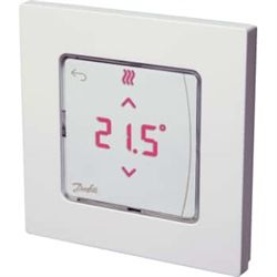 Danfoss Icon RD 24V display vægindbygning